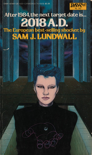2018 A.D. vintage book cover scan