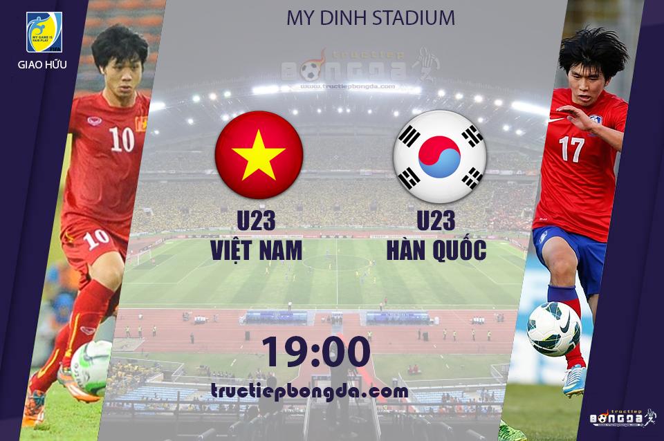 Xem lại: U23 Việt Nam vs U23 Hàn Quốc