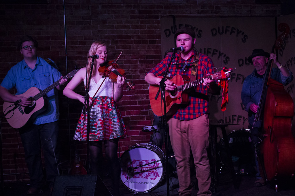 The Wildwoods at Duffy's Tavern | May 16, 2015