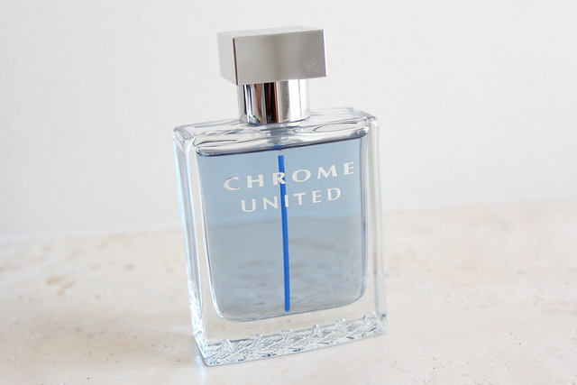 Azzaro Chrome United review