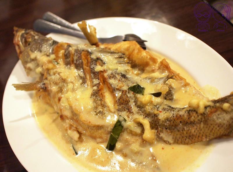 18 大象王朝 椰香三味魚