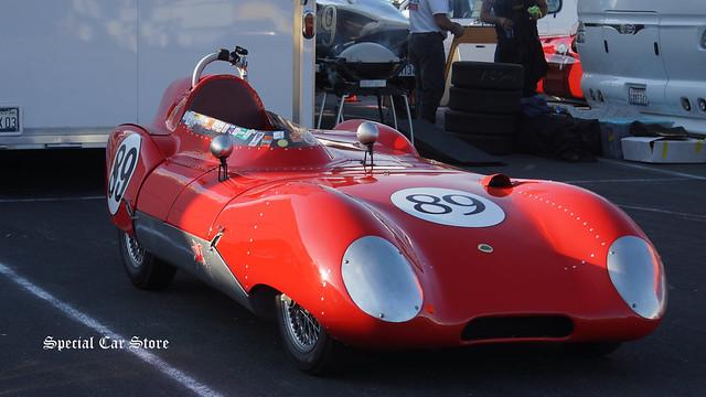 1956 Lotus 11 Historic Racing Car
