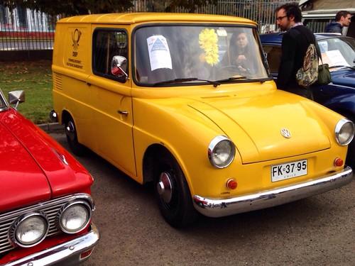 VW Kleinlieferwagen Fridolin - Santiago, Chile