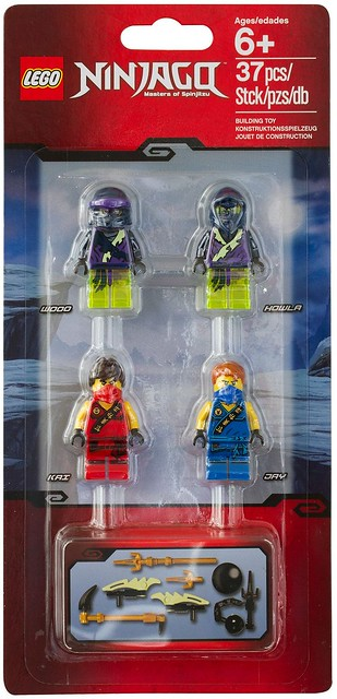 LEGO Ninjago Battle Pack (851342) box