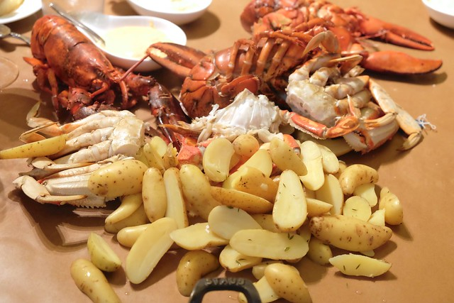 Summer Seafood Boil | Yew Seafood + Bar, Four Seasons Hotel Vancouver