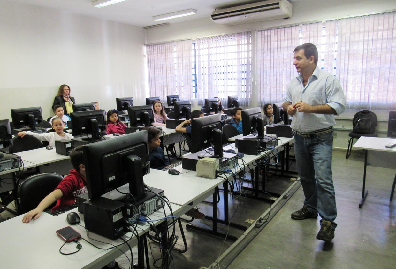 Fatec Araçatuba ensina lógica para crianças com a ajuda de games
