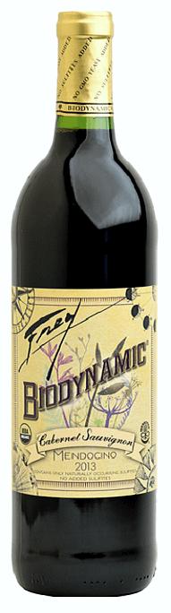Frey Biodynamic Mendocino Cabernet