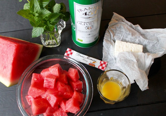 Friday Link Love + Watermelon Salad