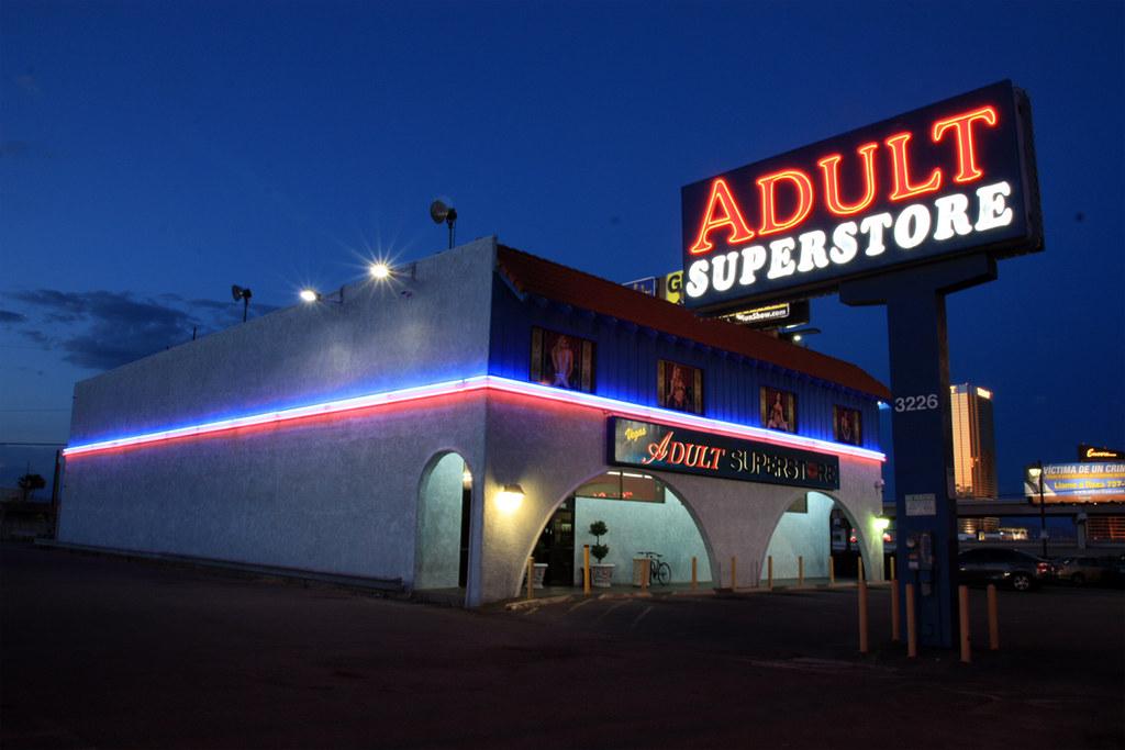 adult las superstore vegas