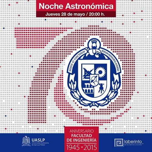 Museo Laberinto festeja el 70 aniversario de la Facultad de Ingeniería de la UASLP