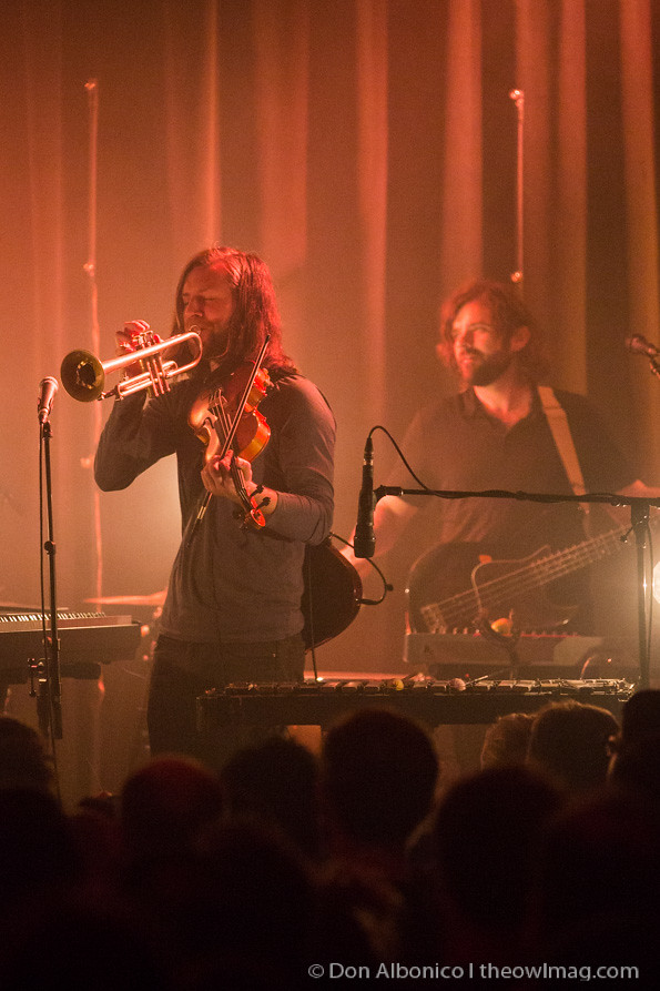 Other Lives @ the Chapel, San Francisco 5/9/15