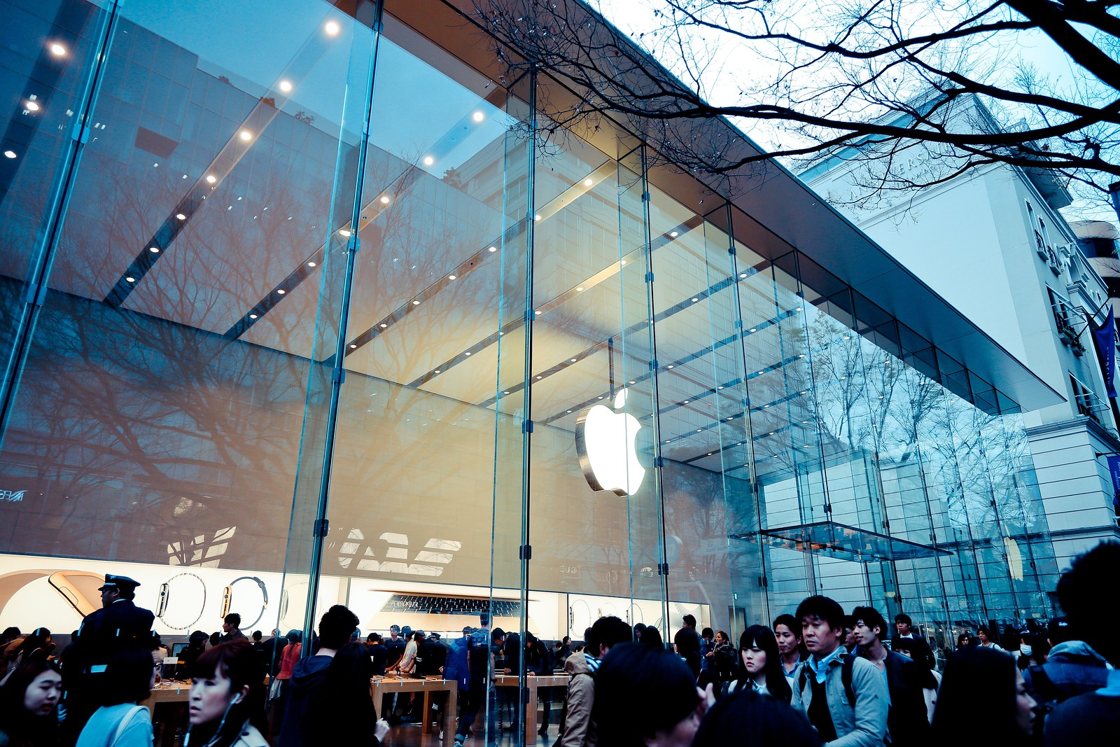 Apple Store 神宮前 Omotesando