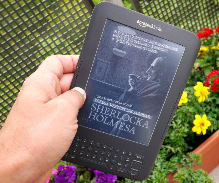 test Kindle