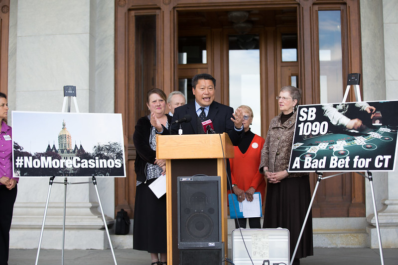 Senator Hwang Citizens Against Casino Expansion Rally 5-21-15 (1 of 18)