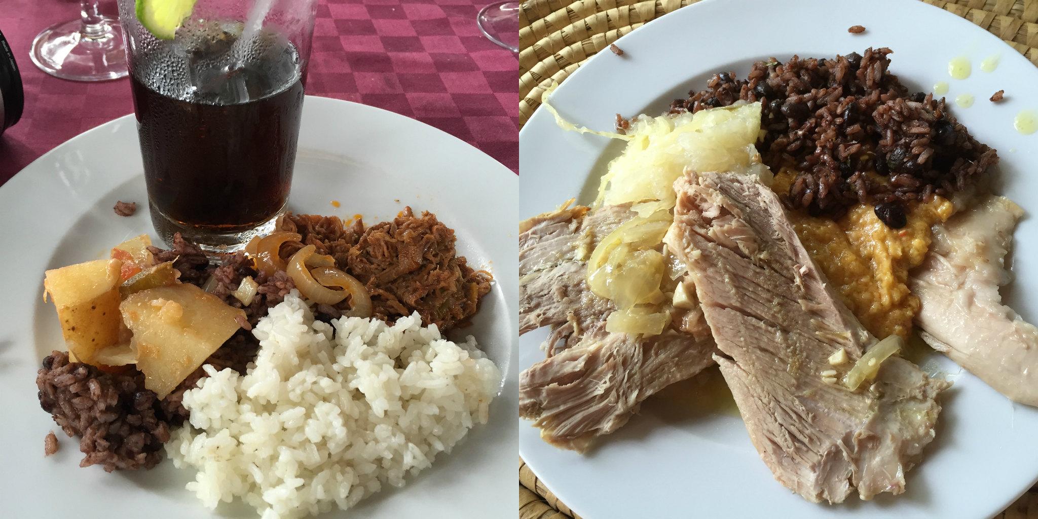 Kuuba ruoka 4