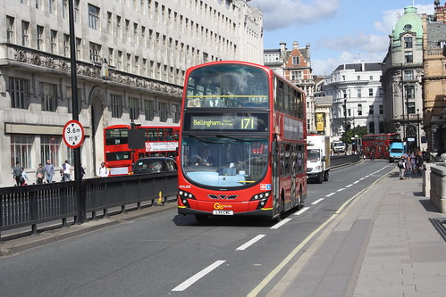 London Central WVL400 LX11CWC