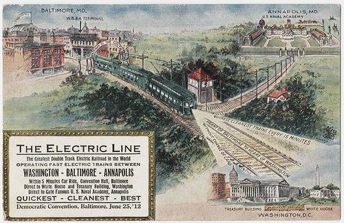 Electric_railroad_from_Baltimore,_Maryland_to_Annapolis,_Maryland_and_Washington_DC,_circa_1912