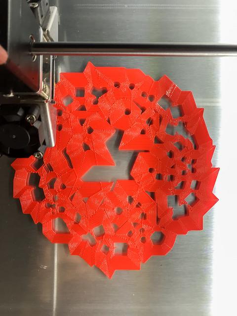 3D print experiment