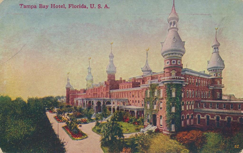 Tampa Bay Hotel - Tampa Bay, Florida