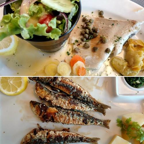 Dinner at Paimpol