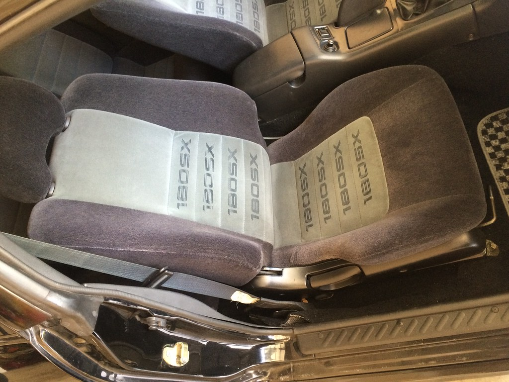 mi kouki 180sx front rear seats forums nissan 240sx silvia and z fairlady. Black Bedroom Furniture Sets. Home Design Ideas