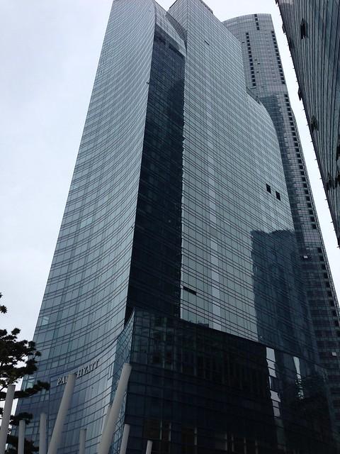 Park Hyatt hotel in Busan