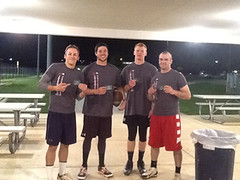 4v4 Men's Flag Football_Red Rockets