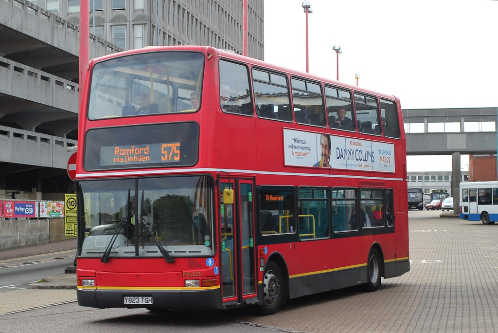 Go Ahead London . Blue Triangle Buses . PVL 223 Y823TGH . …   Flickr
