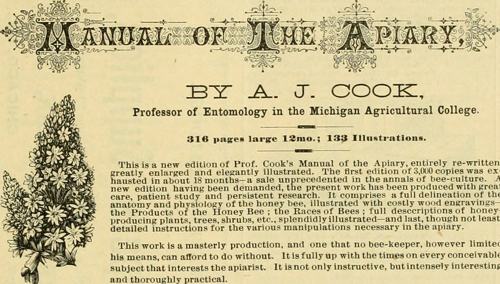 Image From Page 66 Of American Bee Journal 1861 Flickr