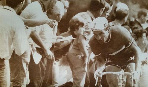 Raymond Poulidor  1966 World Championships