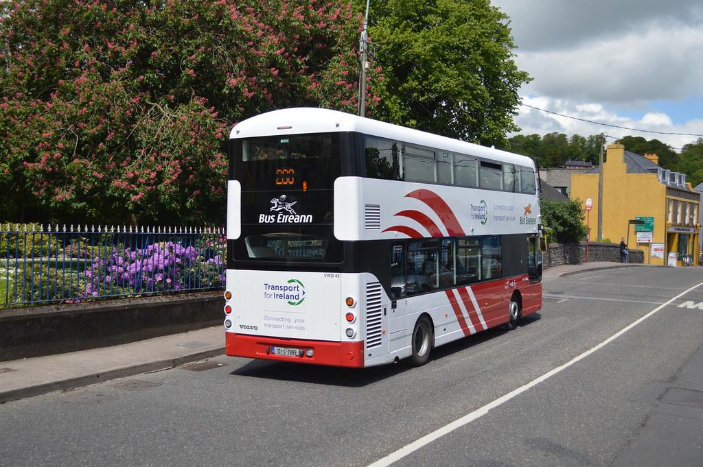 Bus Eireann Volvo B5L Wright E...