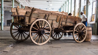 Antique wagon - 1