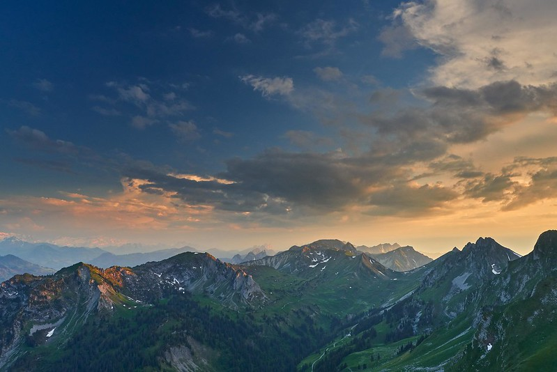 Sunset - Schibespitz