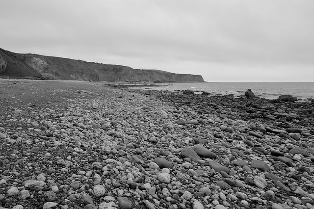 Easington Colliery Beach