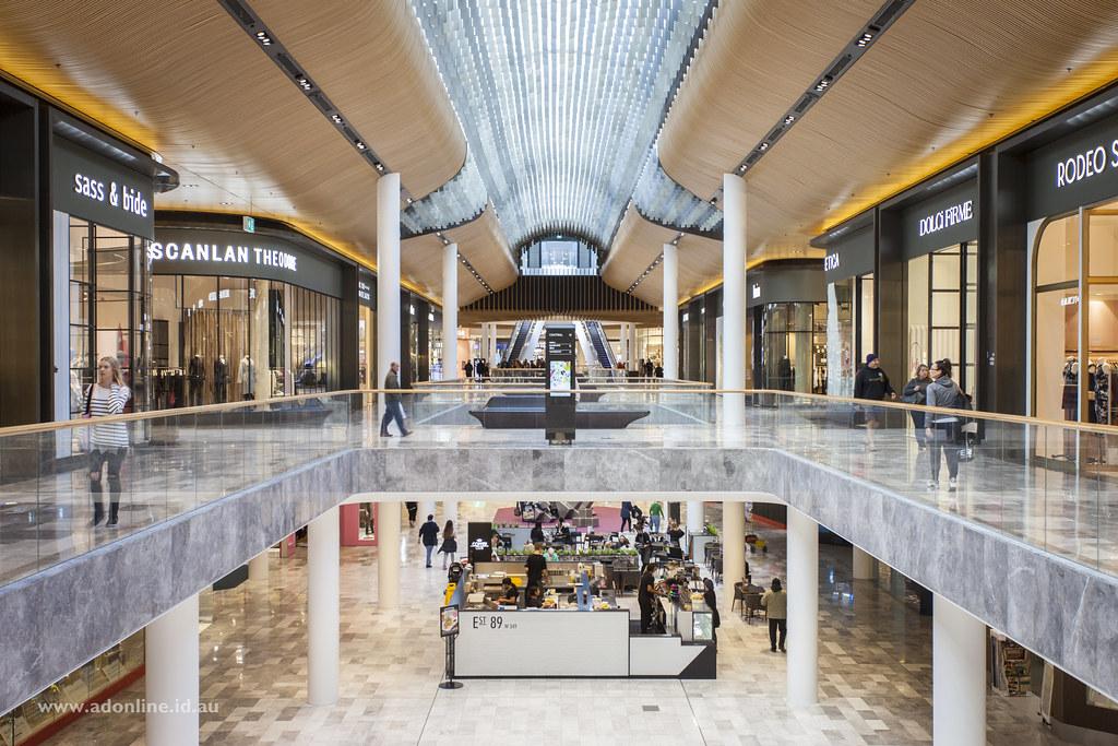 Eastland Shopping Centre Interior Of Eastland Shopping