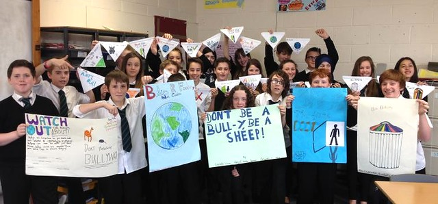 S1 Anti-Bullying Day