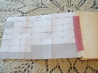 monthly tip in calendar 6-15