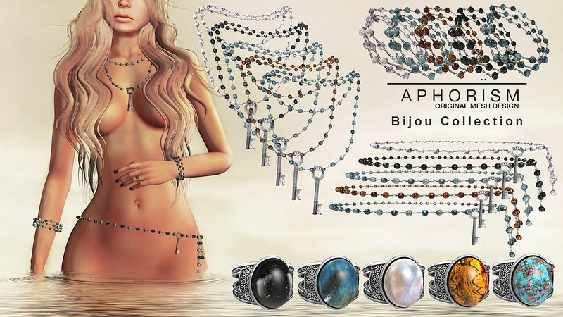 !APHORISM! Bijou Collection