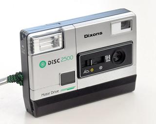 Dixons Disc 2500