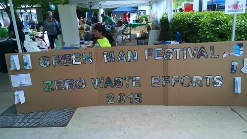 Greenbelt Green Man Festival, Day 2, May 10, 2015 (Mother's Day)