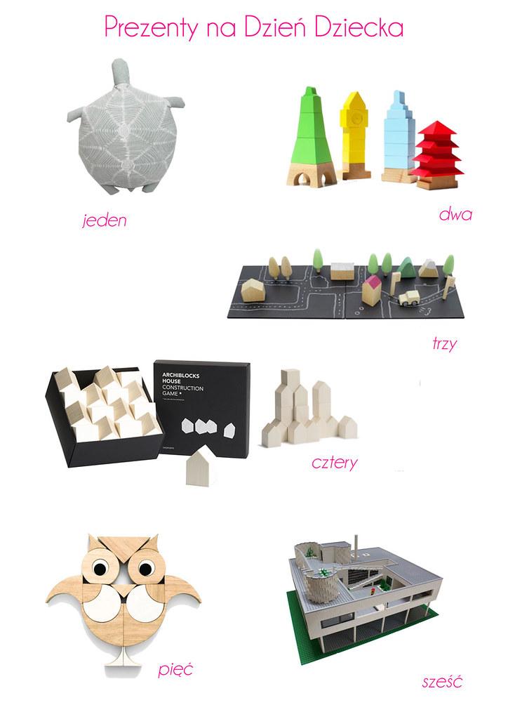 prezenty na dzień dziecka