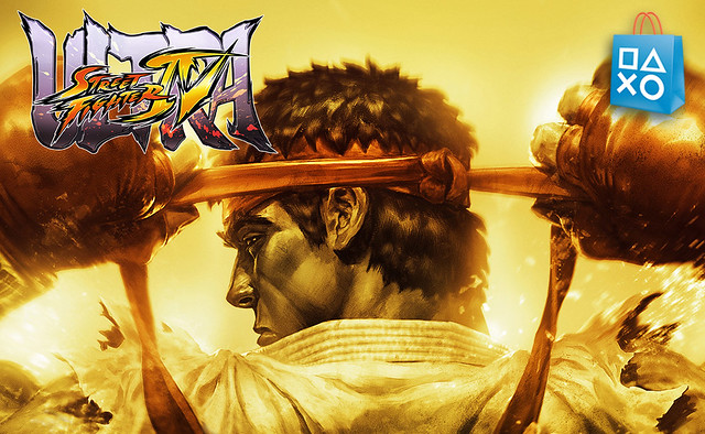 Store - Ultra Street Fighter IV