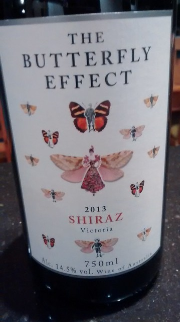Butterfly effect Shiraz