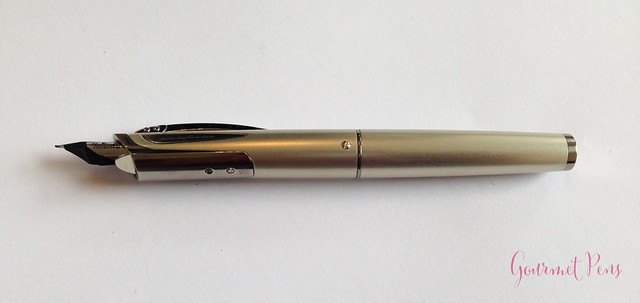 Review Visconti Pininfarina Nanotech Fountain Pen @AppelboomLaren (12)
