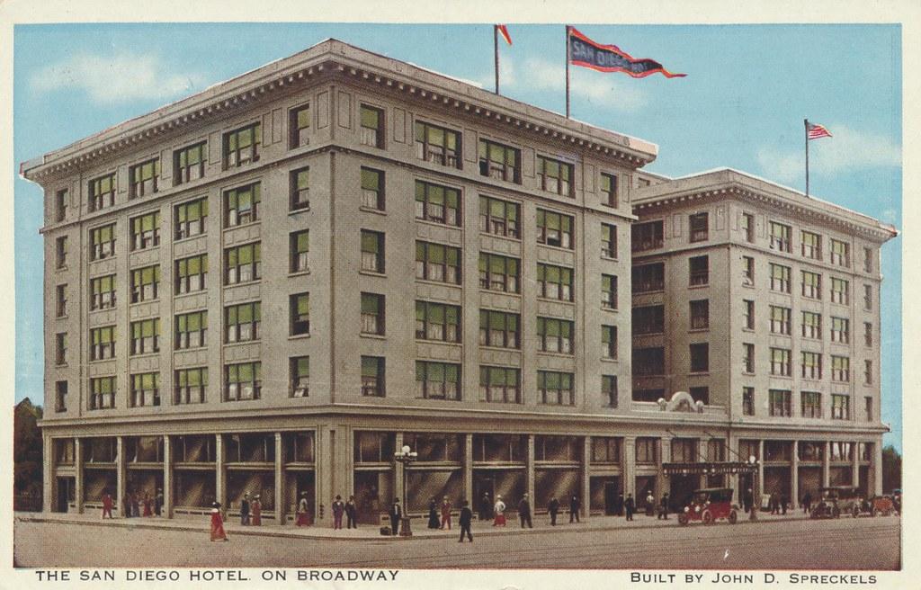The San Diego Hotel - San Diego, California