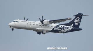 ATR72-600 News Zélande Airways @ATRaircraft #FWWEQ MSN1264 #avgeek et a330