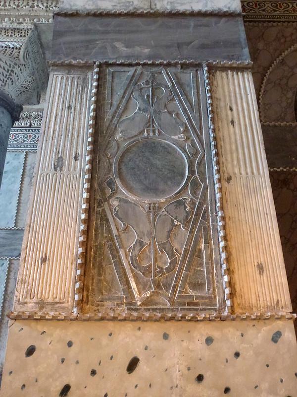 Turquie - jour 23 - Balades poétiques et visages stambouliotes - 062 - Sainte-Sophie