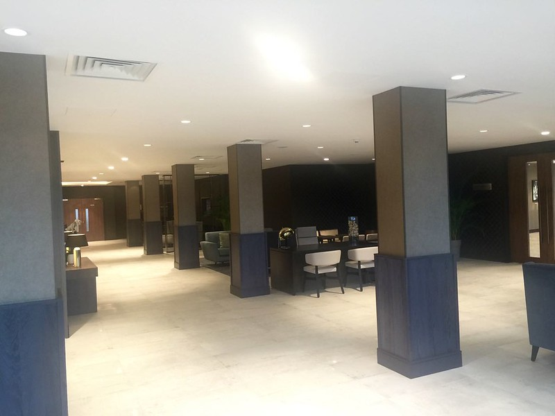 Lobby Foyer Area : Flyertalk forums view single post hilton at the ageas
