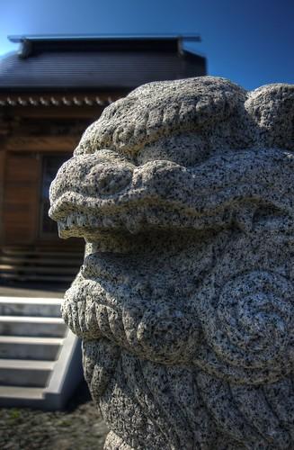 Misaki Shrine, Nosyappu, Wakkanai on JUL 16, 2016 (8)