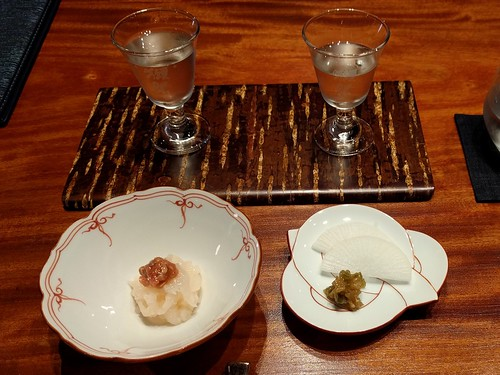Dassai Tasting Set 1 with Shiroebi